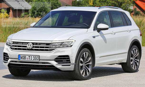 35 The 2020 Volkswagen Tiguan Interior