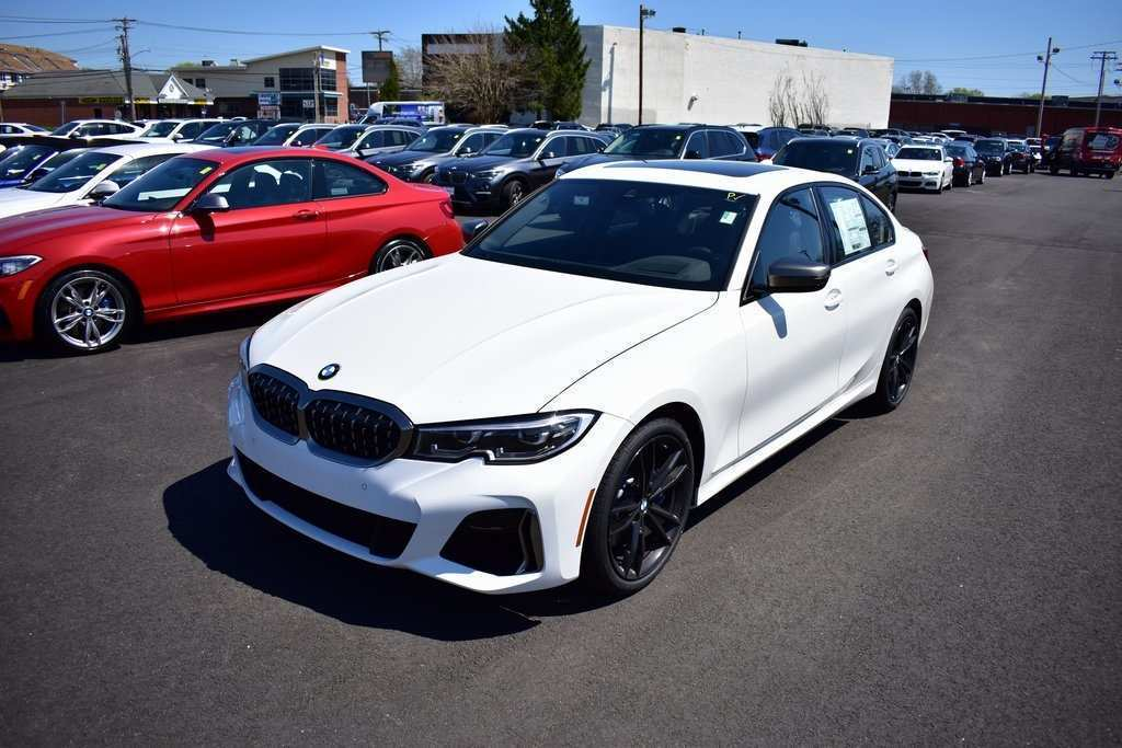 35 The BMW M340I 2020 Interior