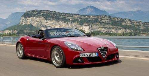 35 The Best 2019 Alfa Romeo Duetto Redesign And Concept