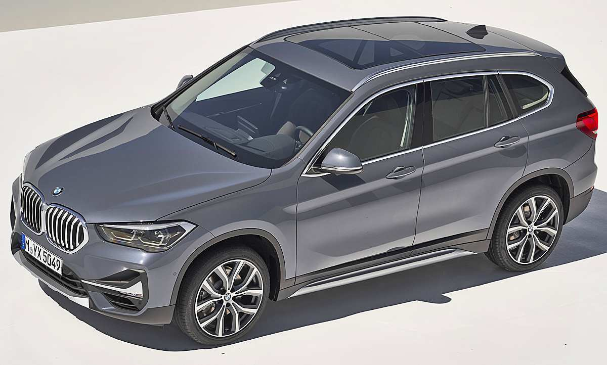 35 The Best 2019 BMW X1 Picture