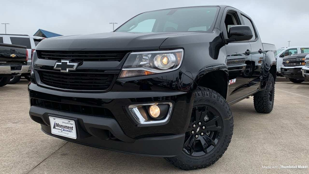 35 The Best 2019 Chevy Colorado Review