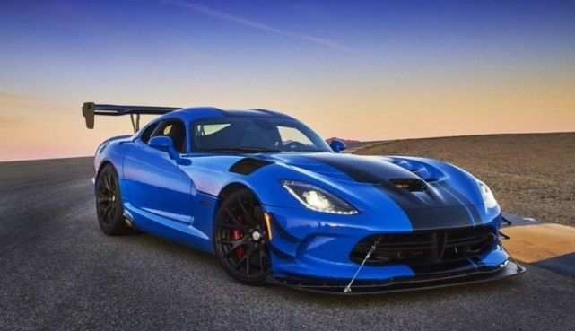 35 The Best 2019 Dodge Viper ACR Specs