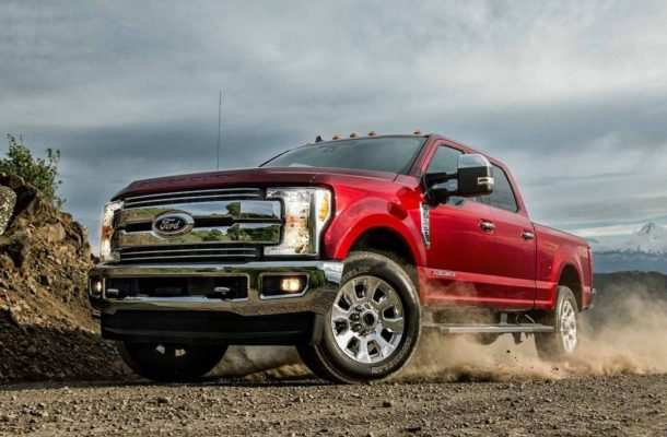 35 The Best 2019 Ford F250 First Drive