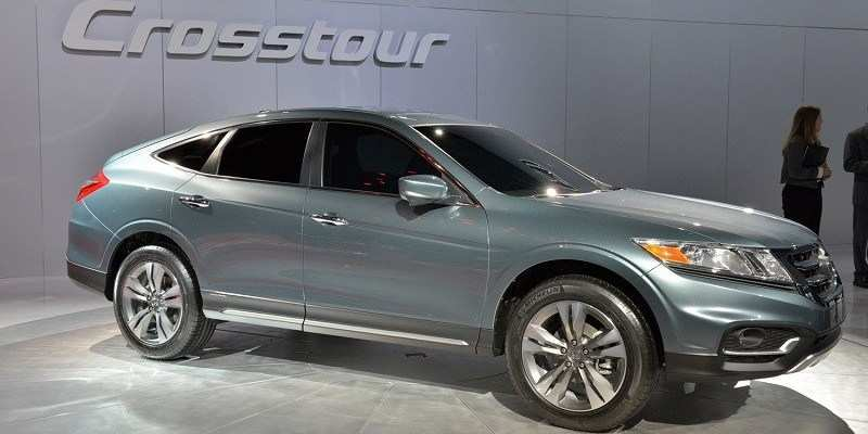 35 The Best 2019 Honda Crosstour Redesign And Concept