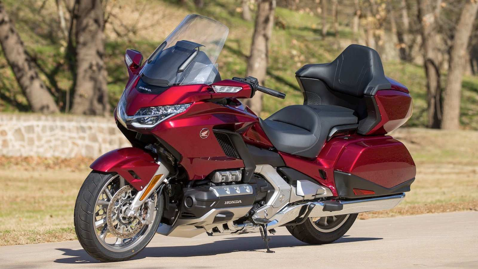 35 The Best 2019 Honda Goldwing Changes Spy Shoot