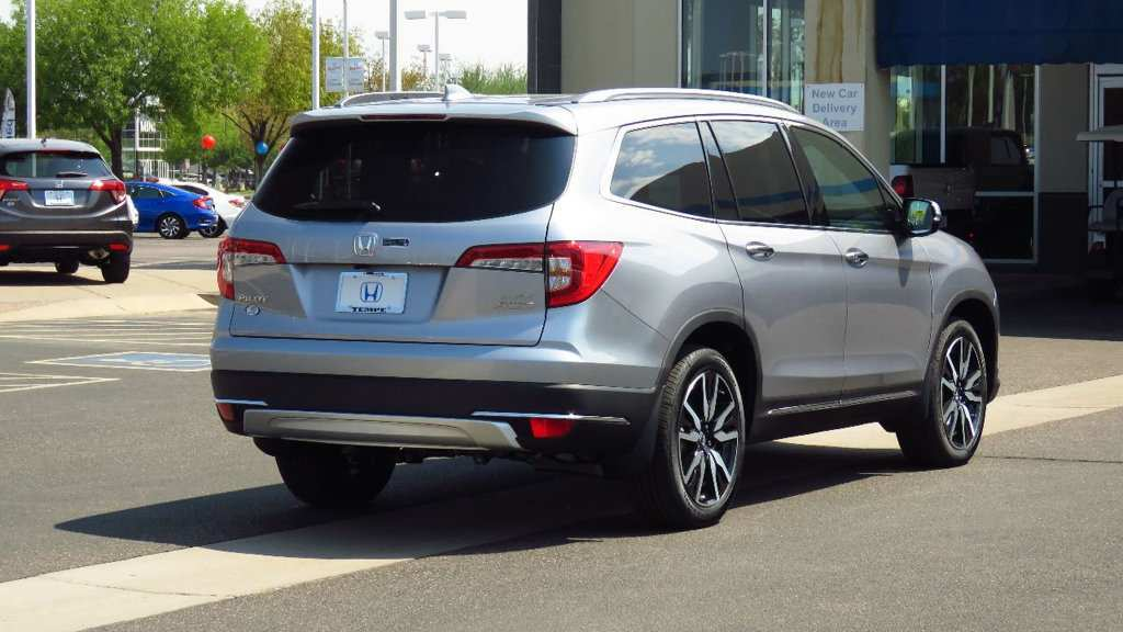 35 The Best 2019 Honda Pilot Review And Release Date