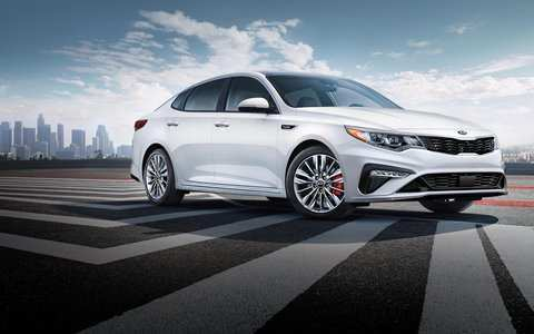 35 The Best 2019 Kia Optima Specs Model