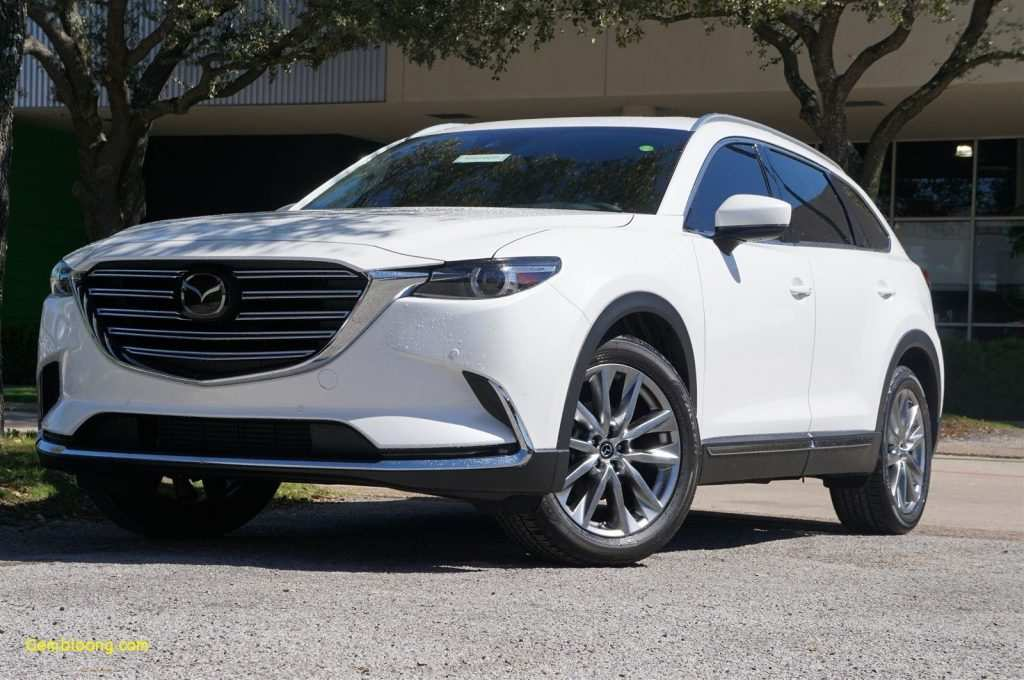 35 The Best 2019 Mazda Cx 9 Rumors Performance And New Engine