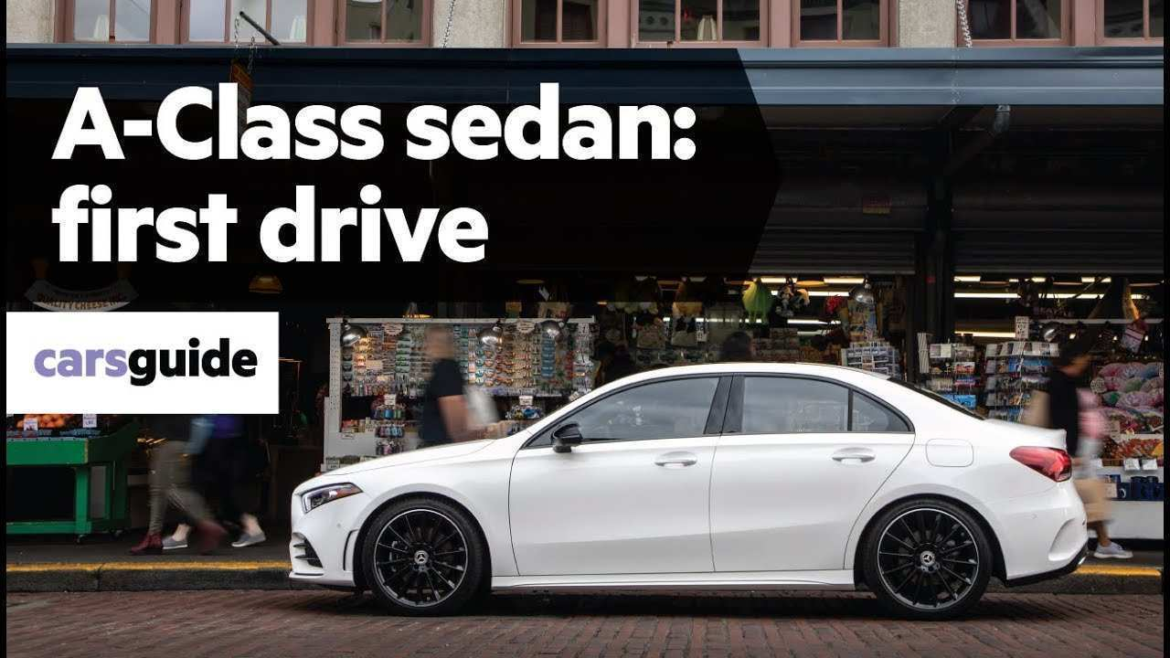 35 The Best 2019 Mercedes A Class Usa Performance And New Engine