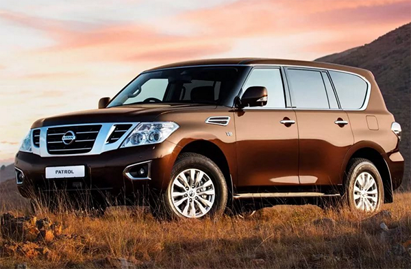 35 The Best 2019 Nissan Patrol Concept And Review
