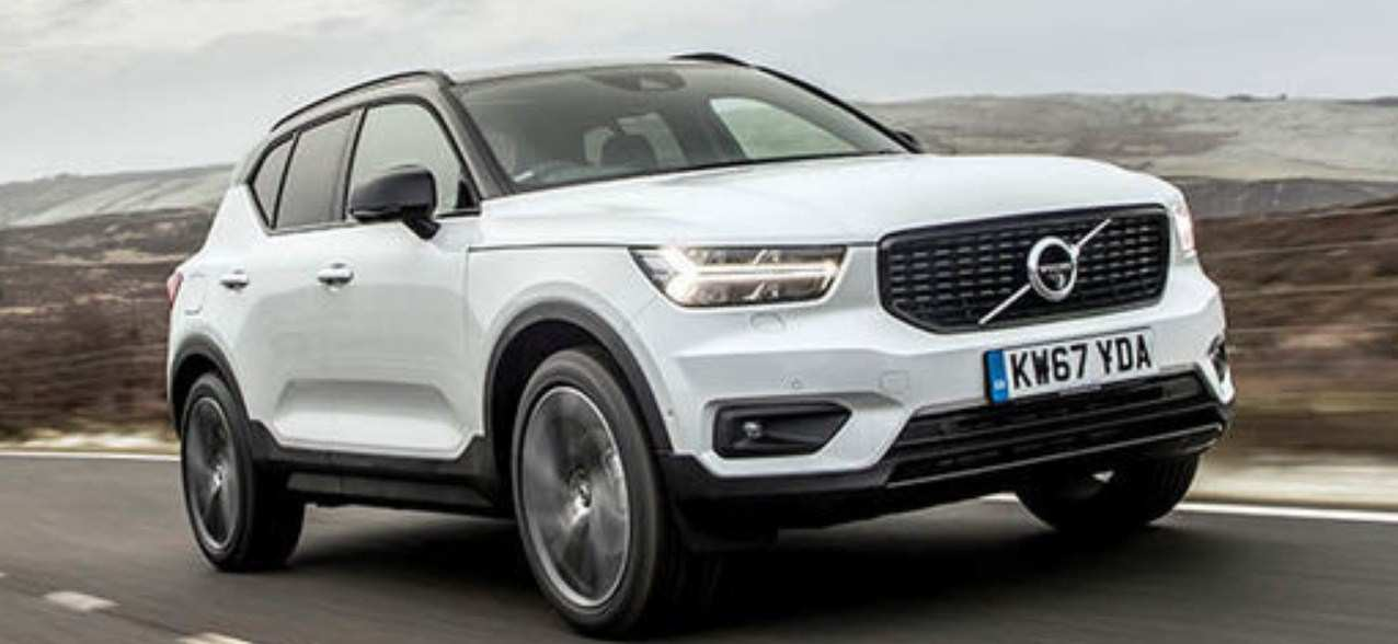 35 The Best 2019 Volvo Xc40 Owners Manual Redesign