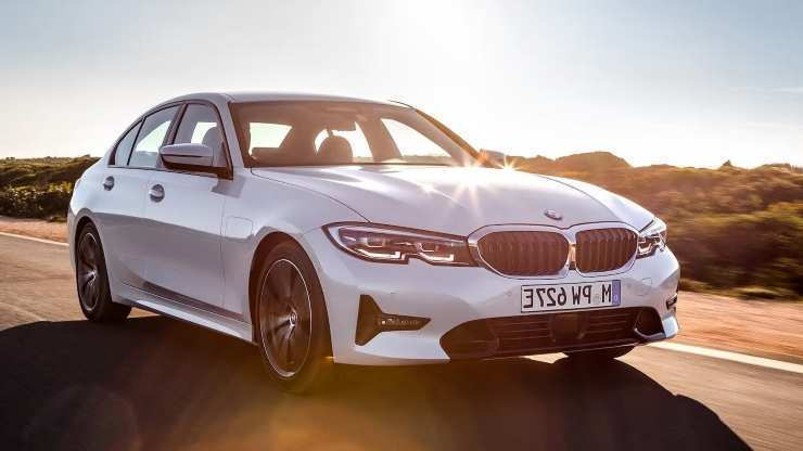35 The Best 2020 BMW 3 Series Edrive Phev Redesign And Review