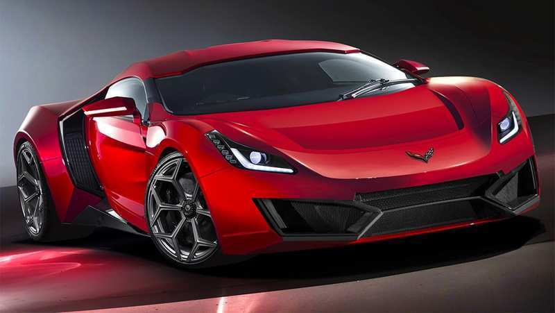 35 The Best 2020 Corvette ZR1 Performance And New Engine