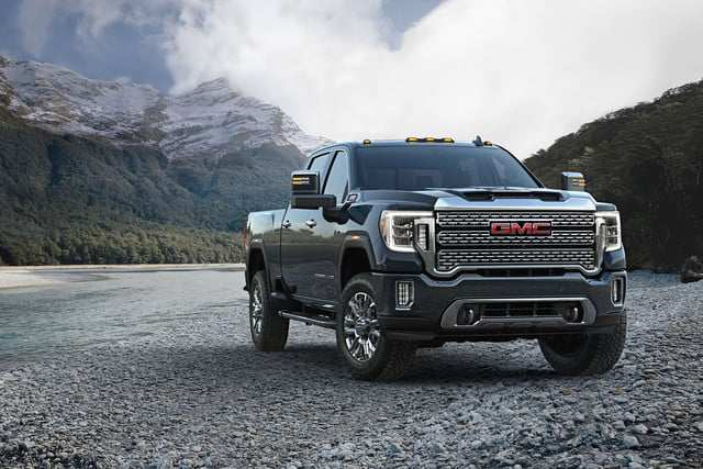 35 The Best 2020 GMC Sierra 2500Hd Speed Test