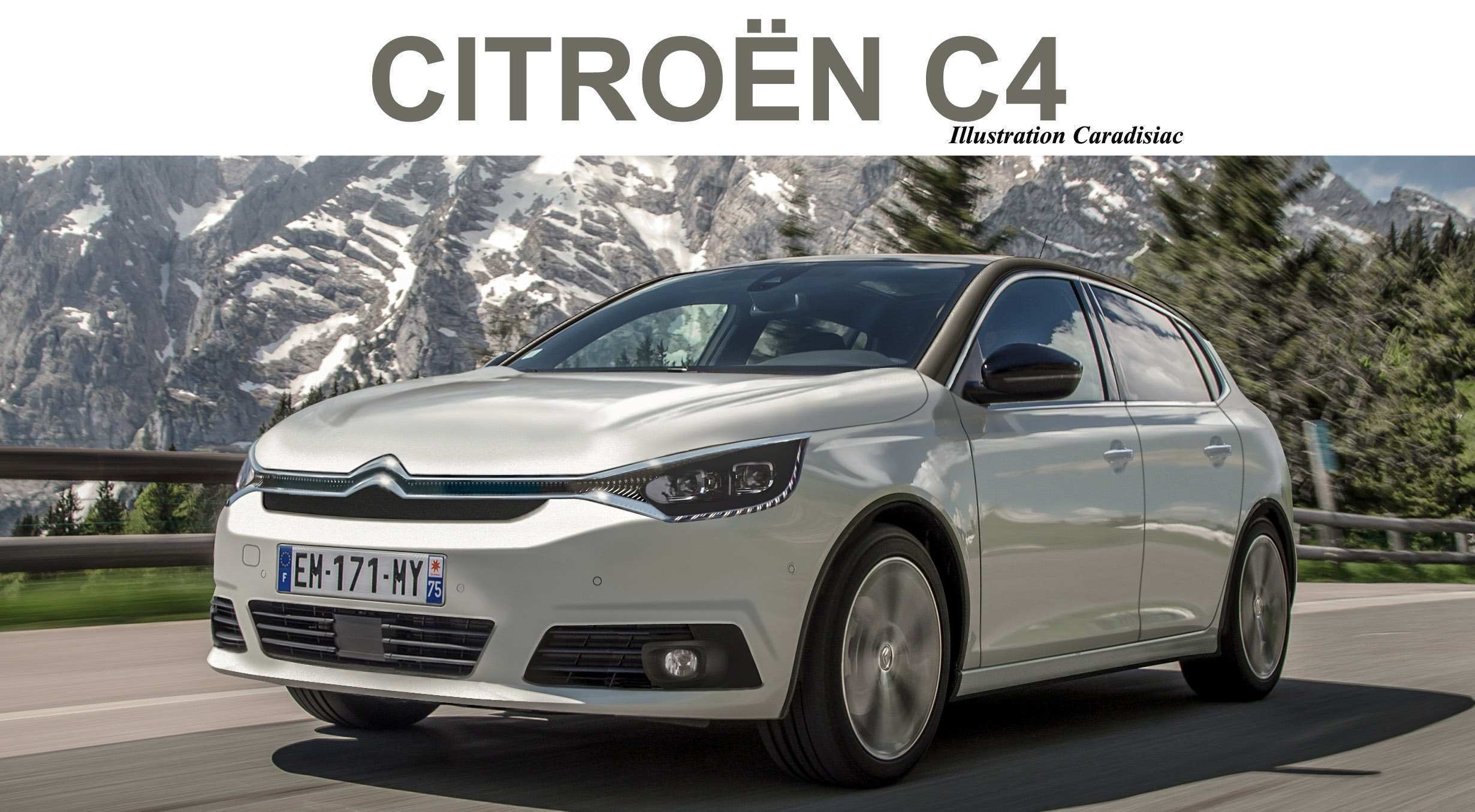 35 The Best 2020 New Citroen C4 Spy Shoot