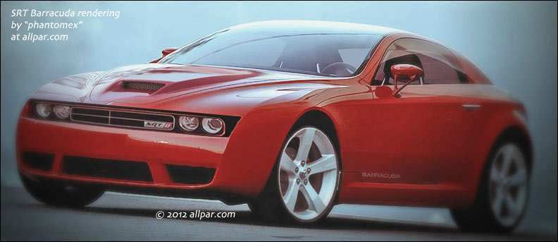 35 The Best 2020 Plymouth Barracuda Price