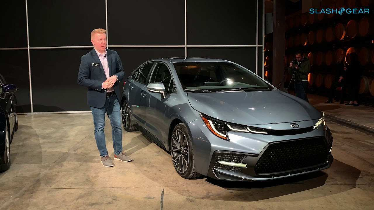 35 The Best 2020 Toyota Corolla New Model and Performance