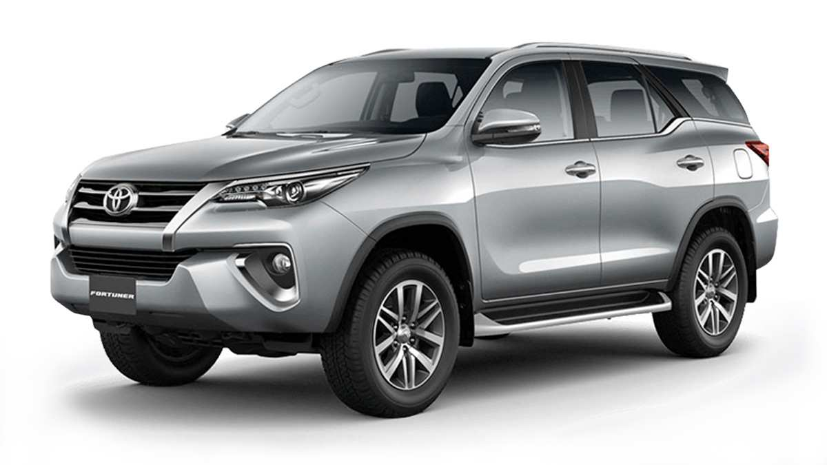 35 The Best Fortuner Toyota 2019 New Concept