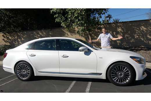 35 The Best K900 Kia 2019 Model