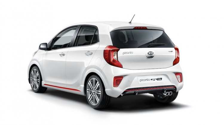 35 The Best Kia Picanto 2019 Spesification