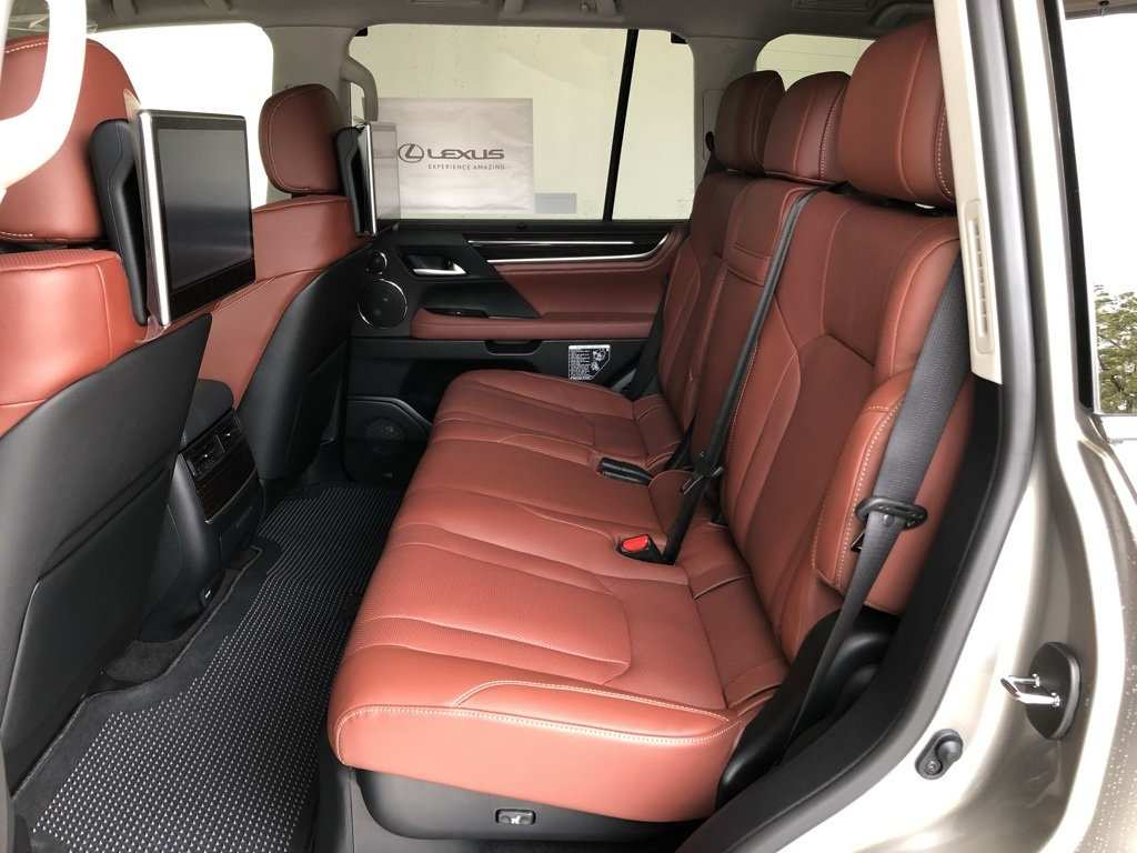 35 The Best Lexus Lx 2019 Interior Model