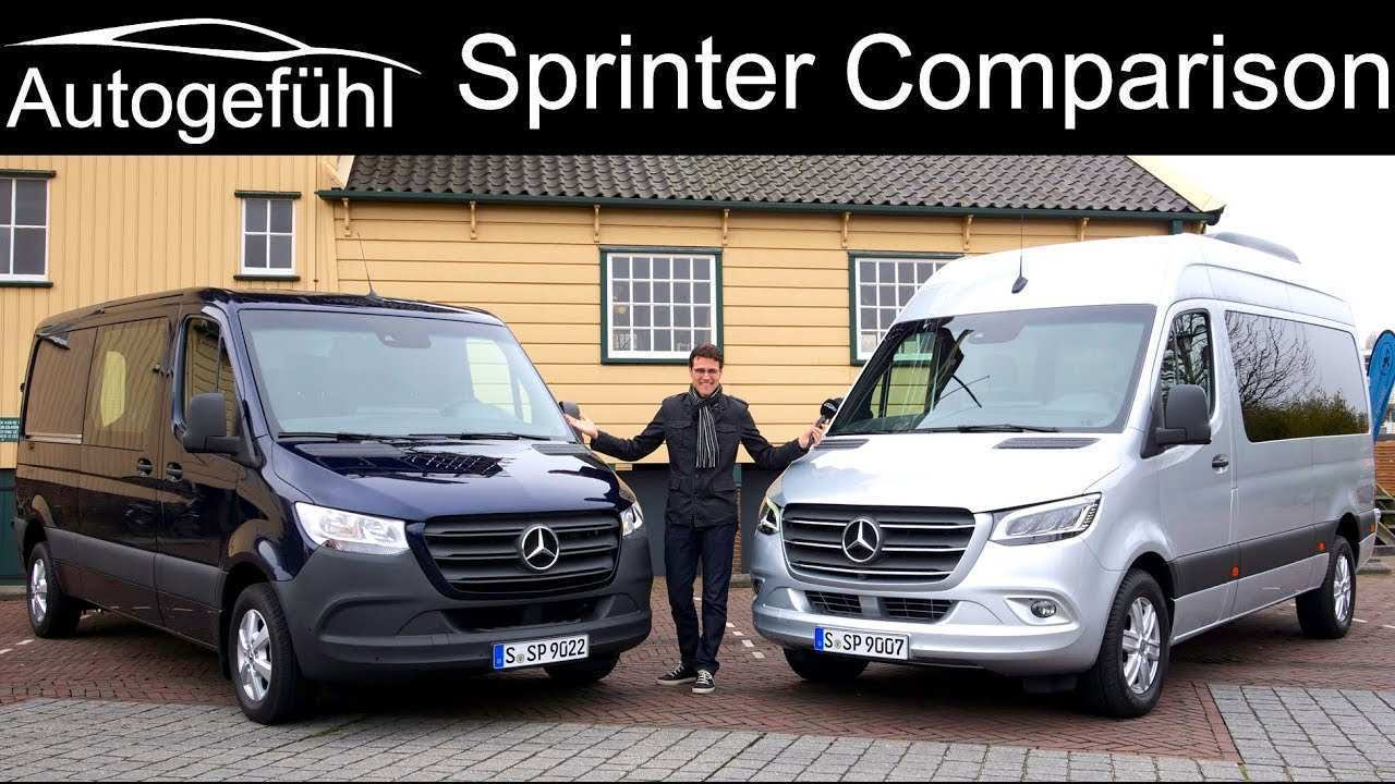 35 The Best Sprinter Mercedes 2019 Price Design And Review