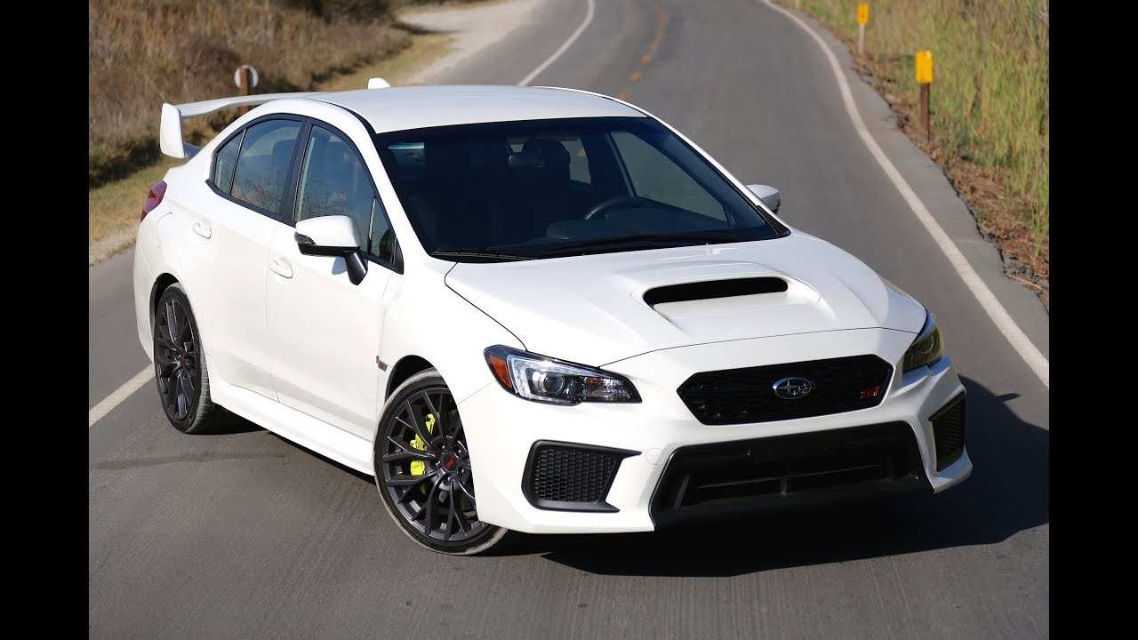 35 The Best Subaru Impreza Sti 2019 Engine