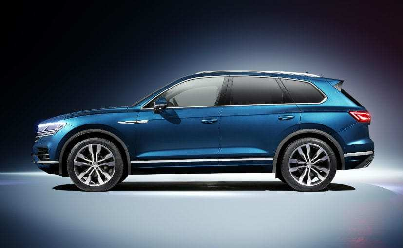 35 The Best Volkswagen 2019 Touareg Price Redesign And Concept