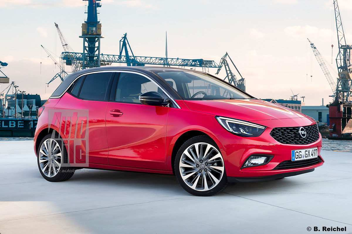 35 The Der Neue Opel Astra 2020 New Model And Performance