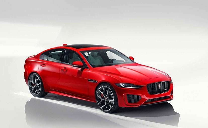 35 The Jaguar Xe 2020 Speed Test