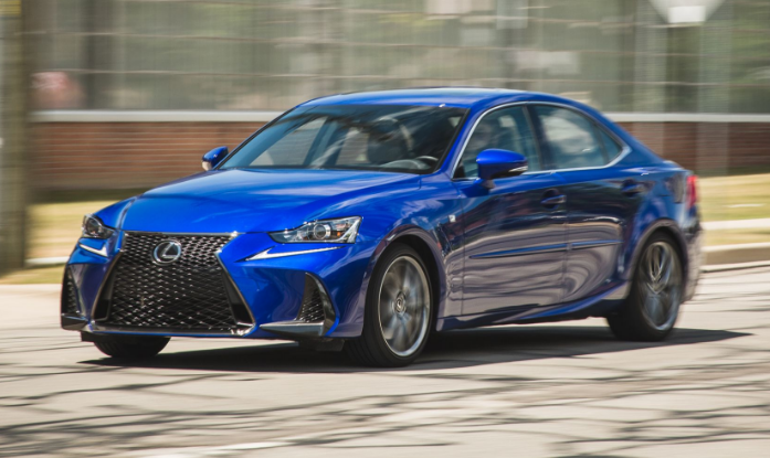 35 The Lexus F Sport 2020 Redesign And Review