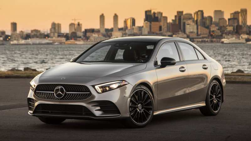 35 The Mercedes 2019 A Class New Model And Performance