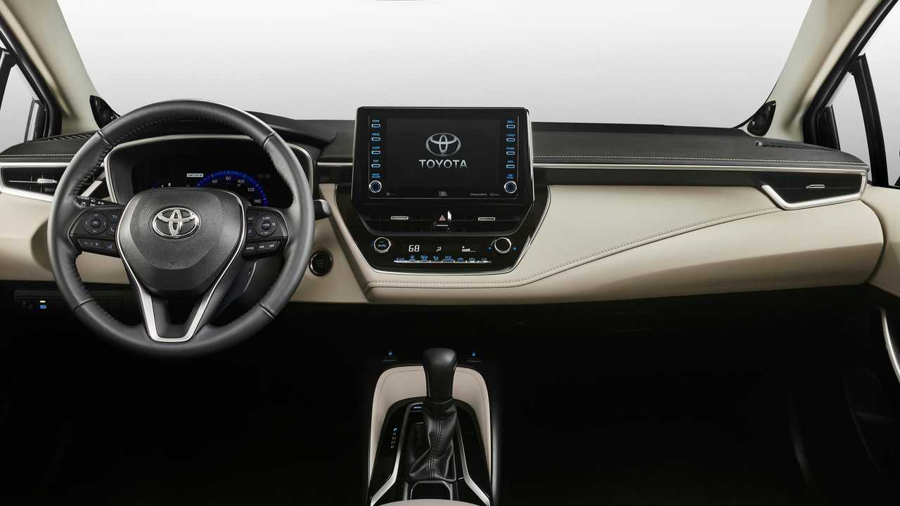 35 The Toyota Corolla 2020 Interior Concept And Review