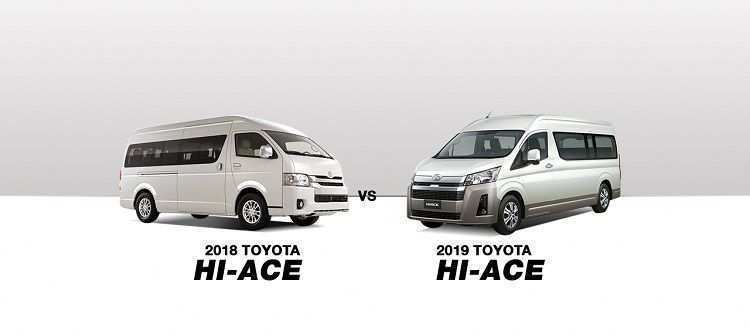 35 The Toyota Hiace 2019 Price And Review