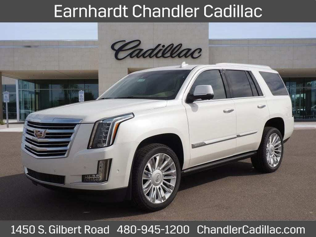 36 A 2019 Cadillac Escalade First Drive