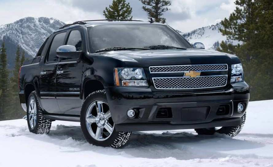 36 A 2019 Chevy Avalanche Wallpaper