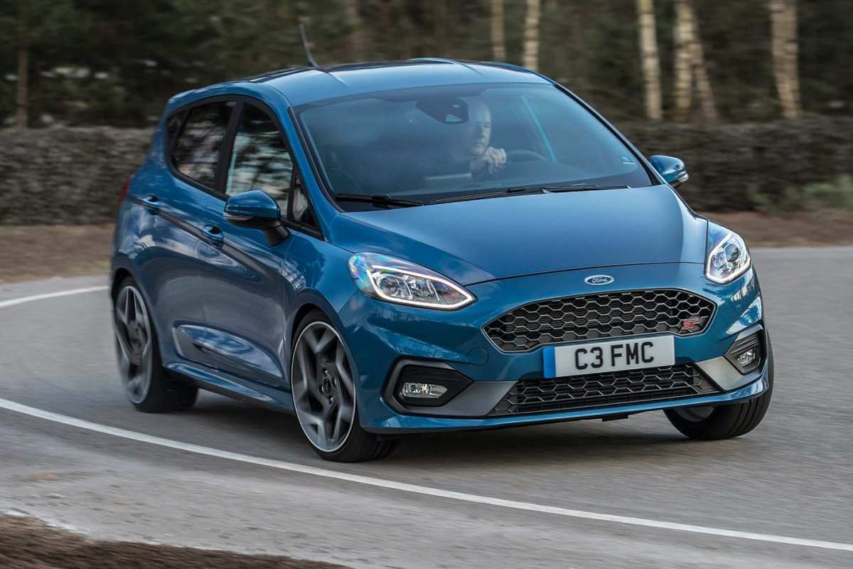 36 A 2019 Ford Fiesta St Rs Specs