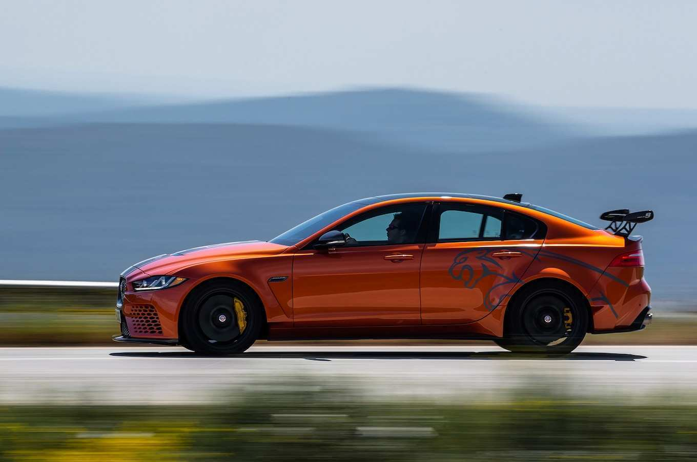 36 A 2019 Jaguar Project 8 New Review