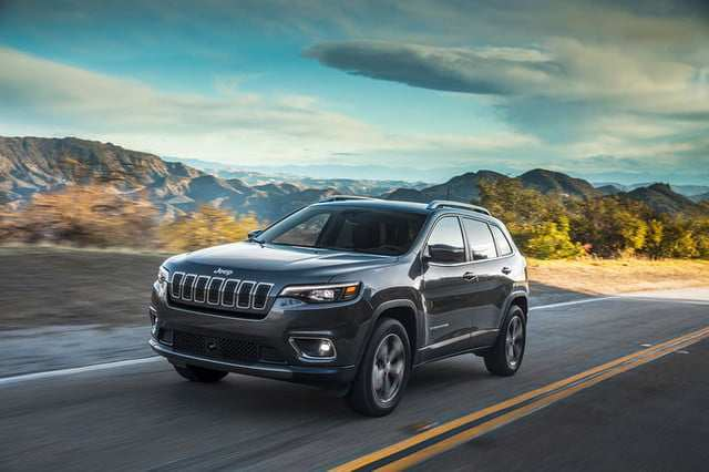 36 A 2019 Jeep Cherokee Redesign