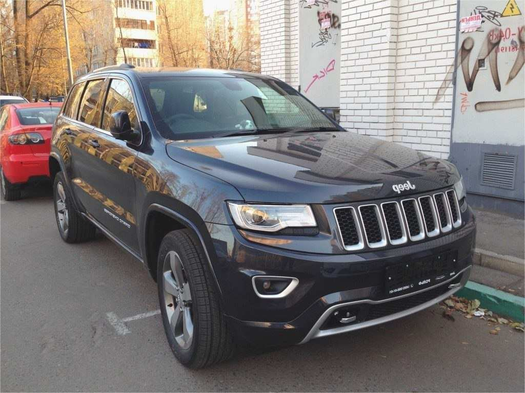 36 A 2019 Jeep Grand Cherokee Diesel Concept And Review