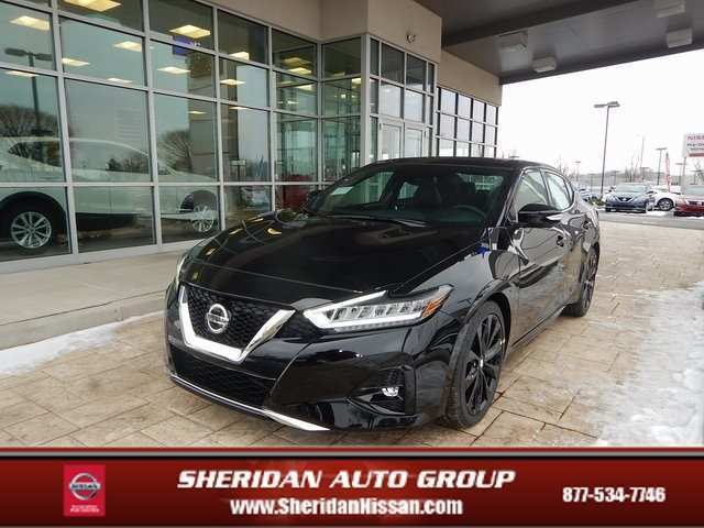 36 A 2019 Nissan Maxima Release