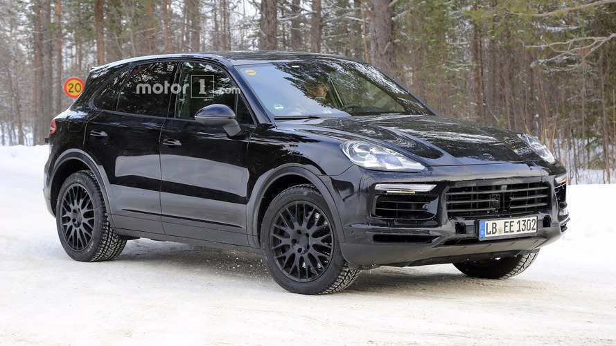 36 A 2019 Porsche Cayenne Turbo S Release Date And Concept