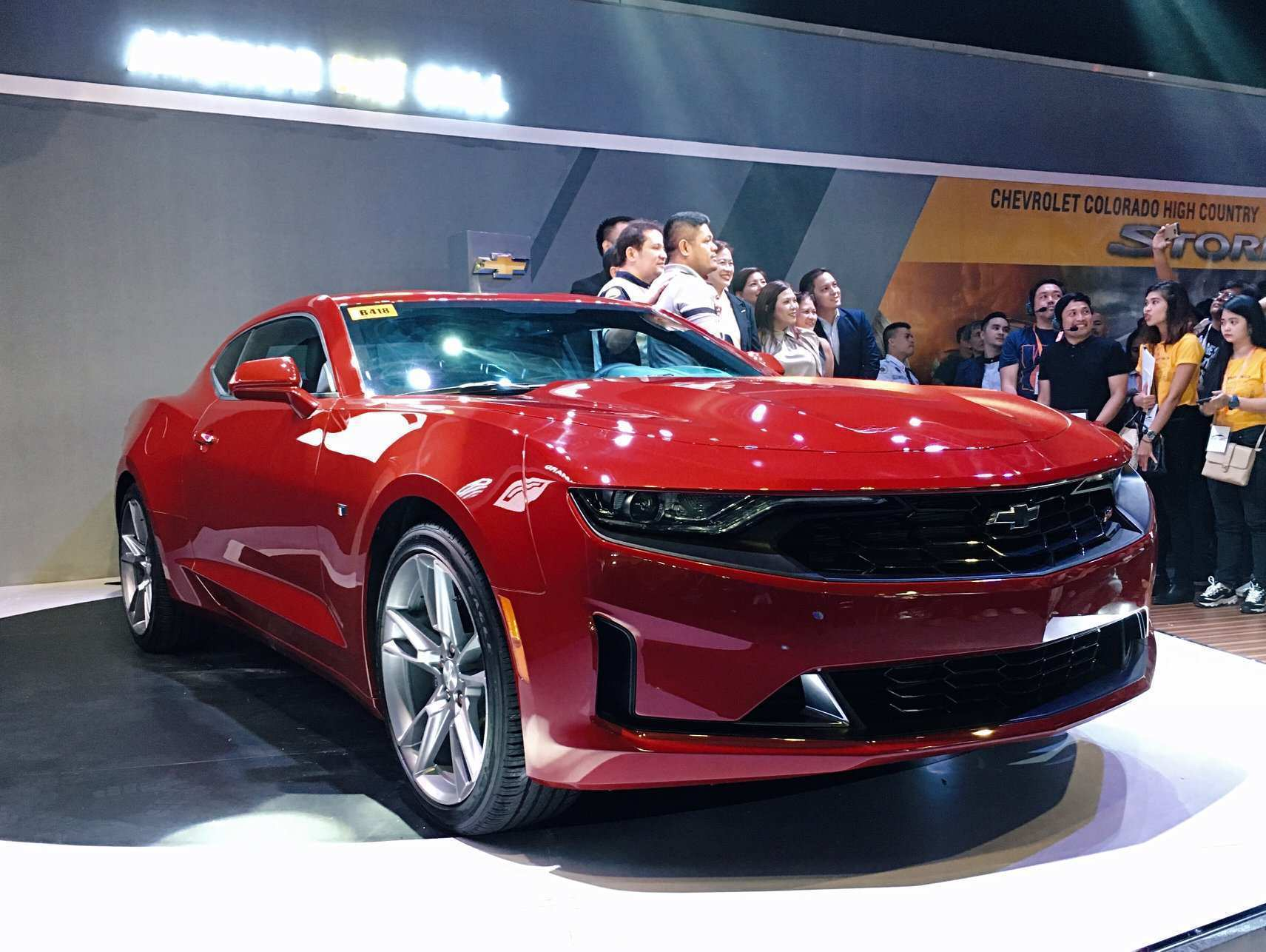 36 A 2019 The All Chevy Camaro Model