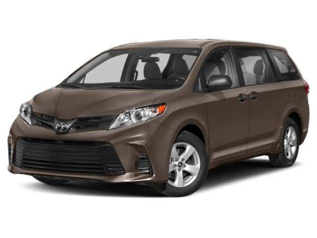 36 A 2019 Toyota Sienna Concept
