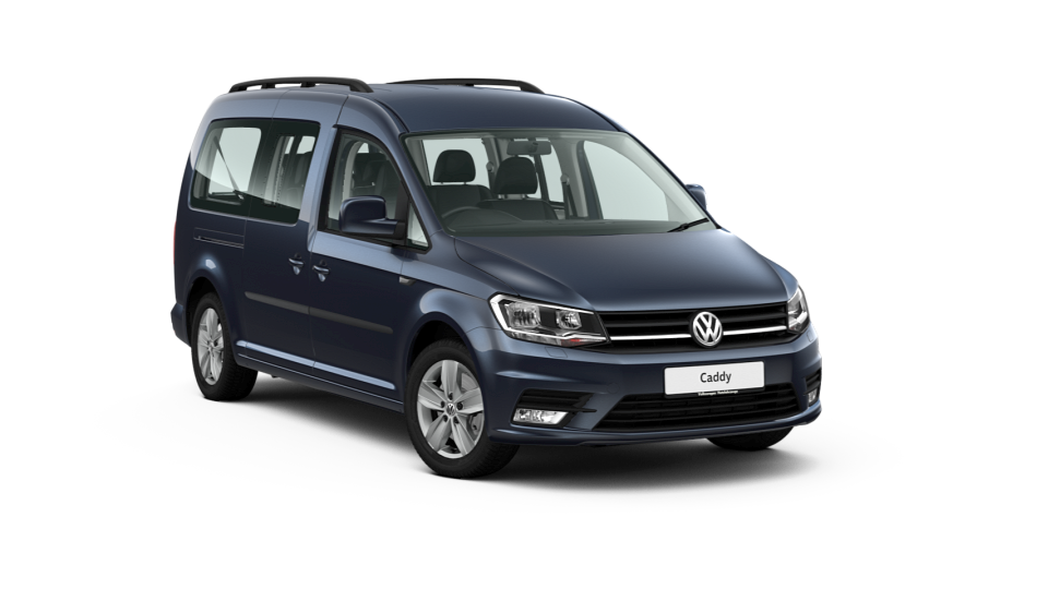 36 A 2019 VW Caddy New Review