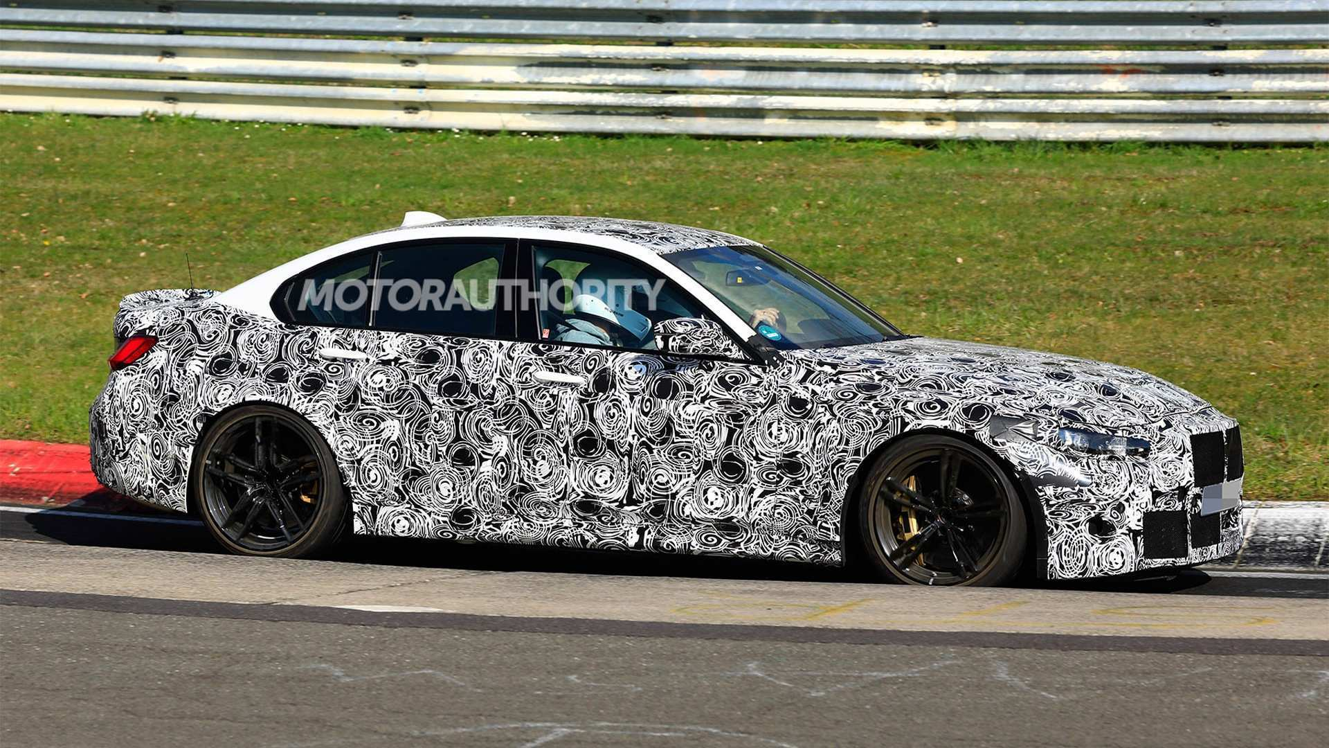 36 A 2020 BMW M3 Pictures