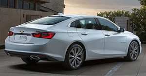 36 A 2020 Chevrolet Malibu New Review