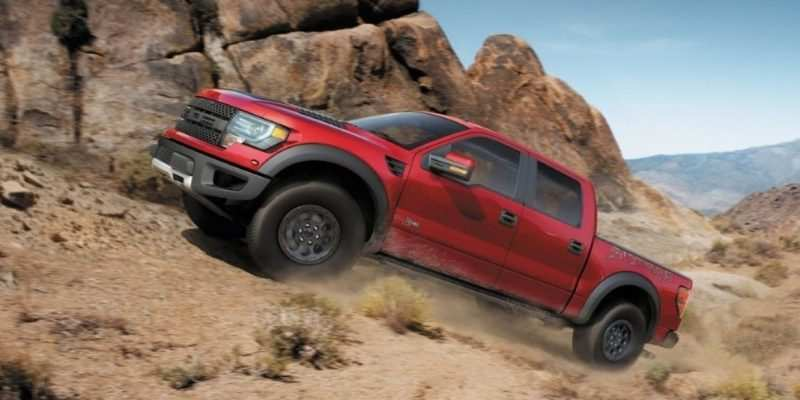 36 A 2020 Ford F150 Svt Raptor Research New