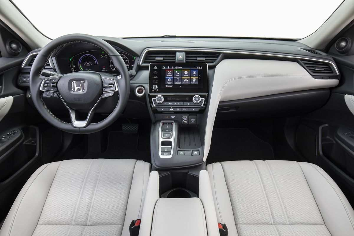 36 A 2020 Honda Insight Performance And New Engine