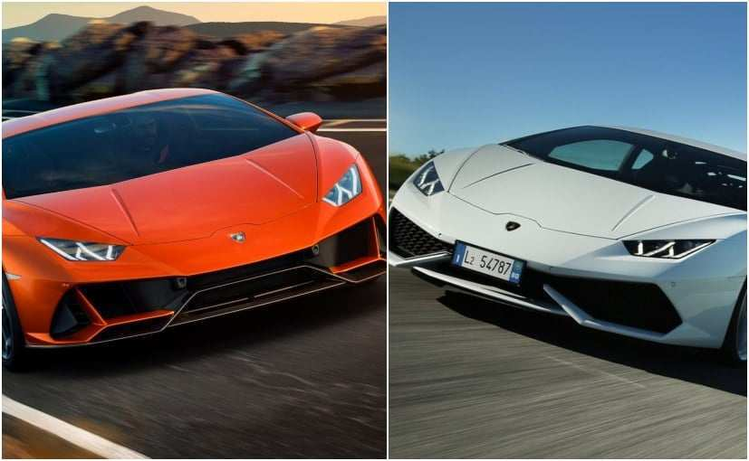 36 A 2020 Lamborghini Huracan Price Design And Review